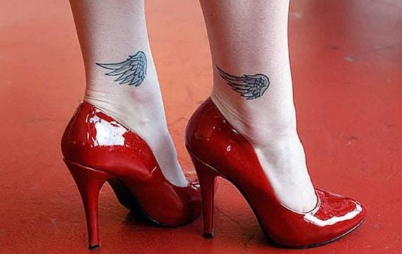 tatuajes en el tobillo para mujer significado