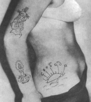 imagenes de tatuajes de la mafia rusa