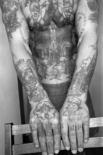 modelos de tatuajes de la mafia rusa