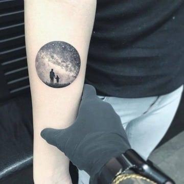 los mejores tatuajes dedicados a papa