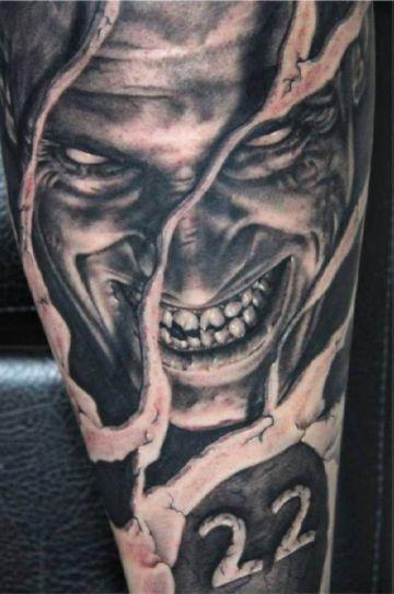 tatuajes de demonios y calaveras significados