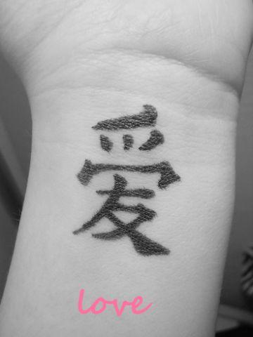 tatuajes de nombres en letras chinas y simbolos