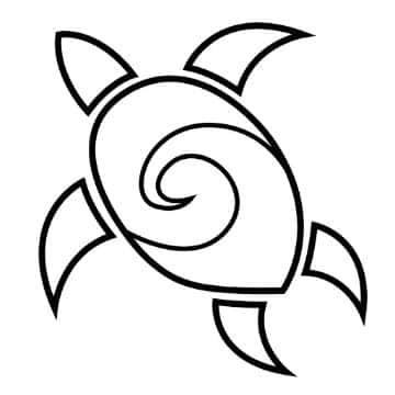 tatuajes para dibujar facil tribal