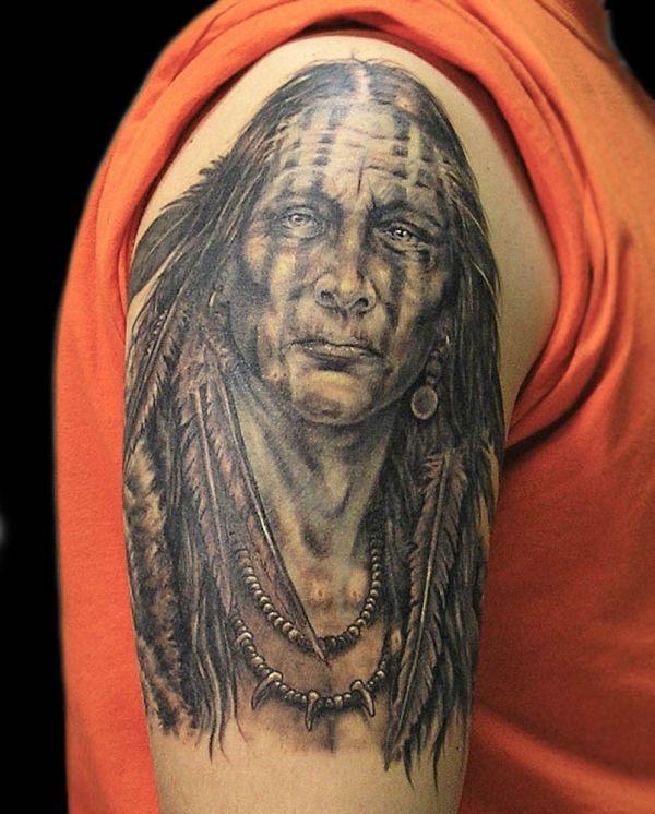 tatuajes de indios americanos ornamentos
