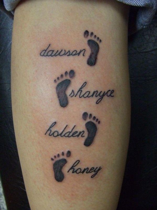 tatuajes para mamas con dos hijos o mas