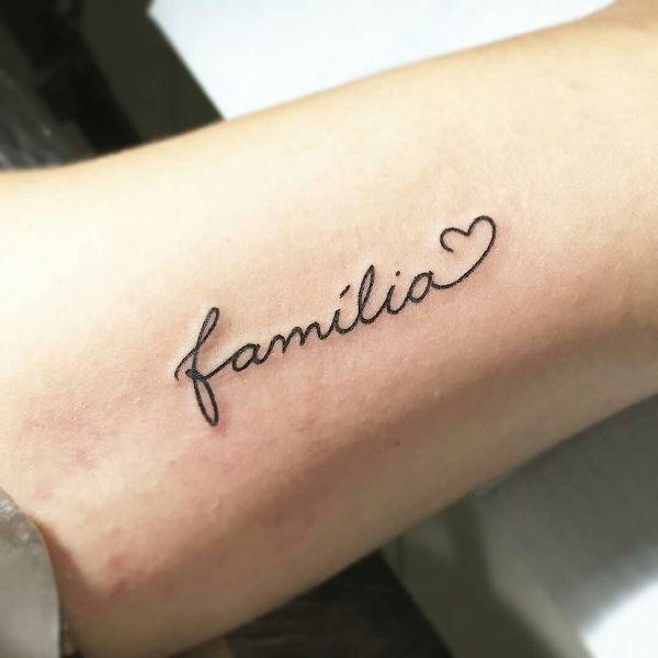 palabras bonitas para tatuarse en el brazo