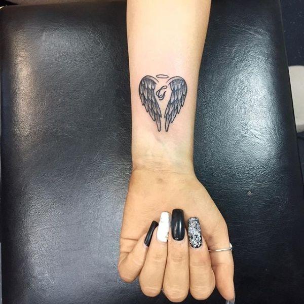 tatuajes en memoria de abuelos pequeño