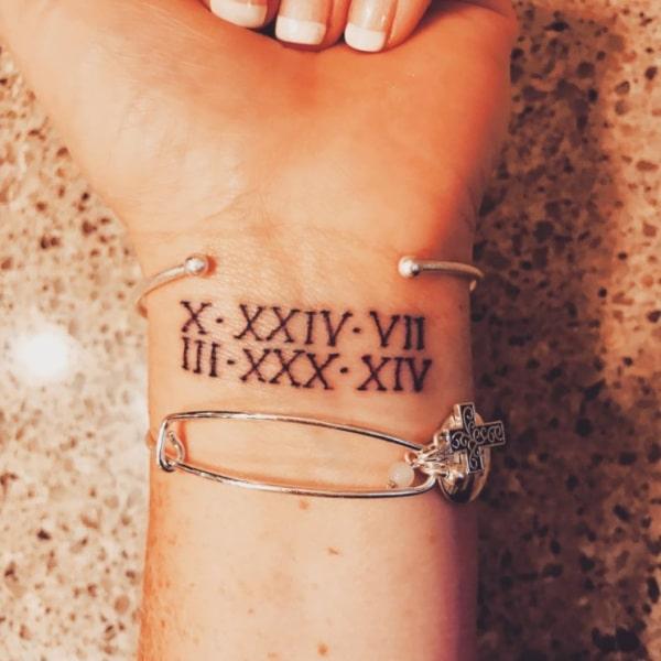 tatuajes para recordar a mama fechas