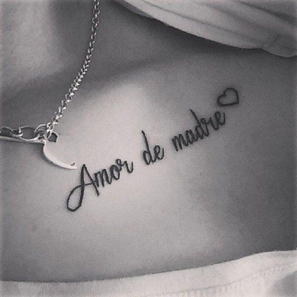 frases para tatuajes en el antebrazo para el amor de madre