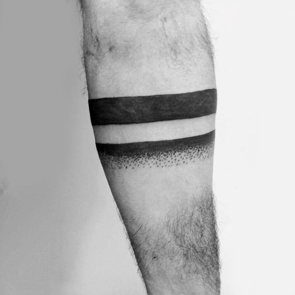 tatuaje de dybala en el brazo toques dotwork