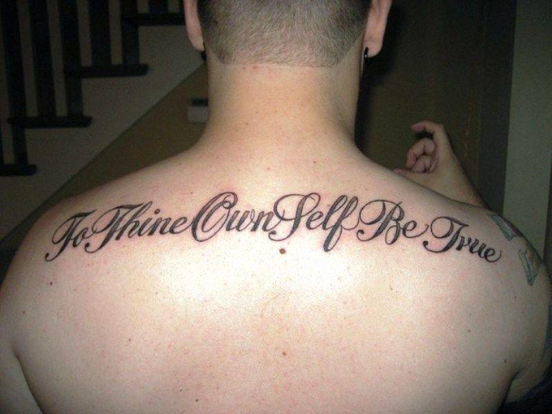 frases para tatuajes en la espalda de hombro a hombro