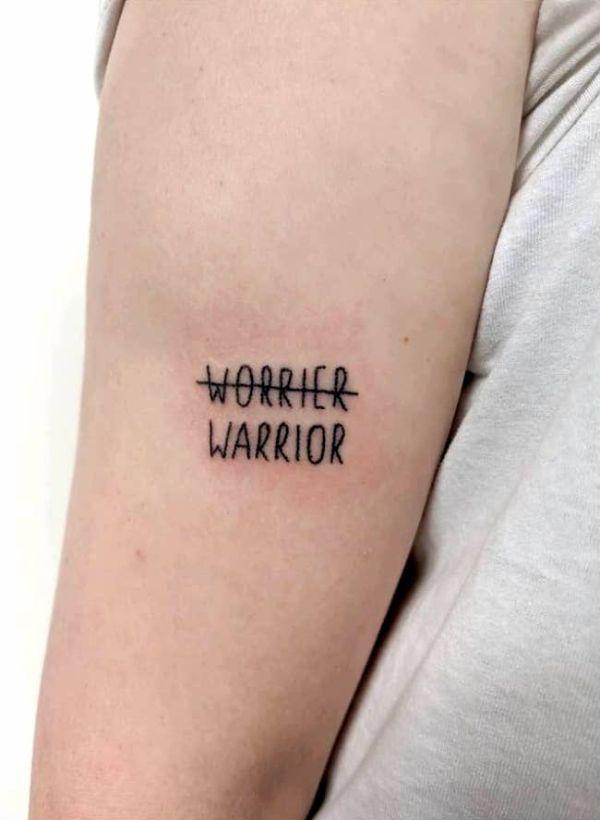 tatuajes de palabras en ingles juego conceptual