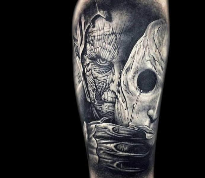 tatuajes de peliculas de terror originales