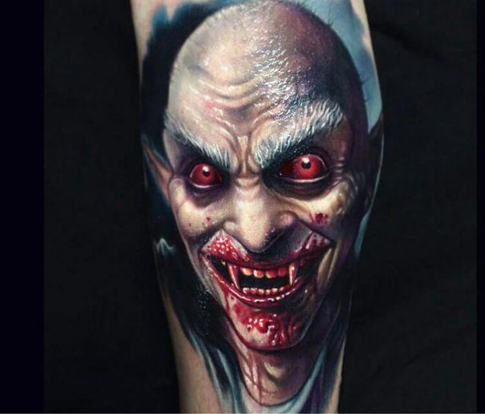 tatuajes de peliculas de terror personajes